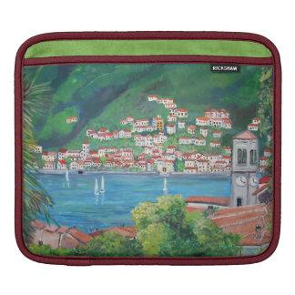 Torno Village -  iPad pad Horizontal iPad Sleeve
