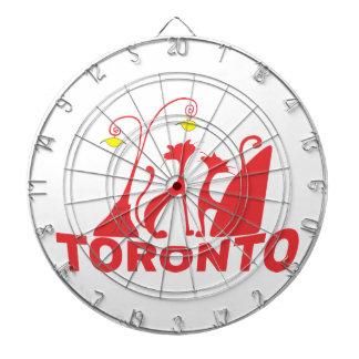 Toronto 1 dartboard