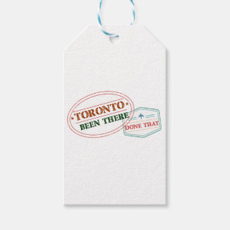 Toronto Been there done that Gift Tags