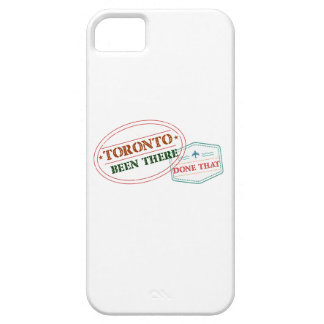 Toronto Been there done that iPhone 5 Cases