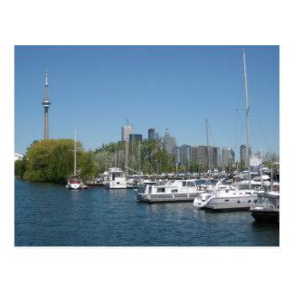 Toronto by the Marina Postcard