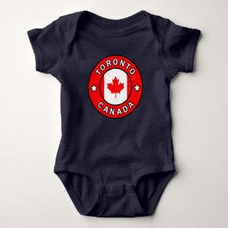 Toronto Canada Baby Bodysuit