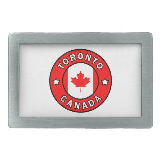 Toronto Canada Belt Buckle