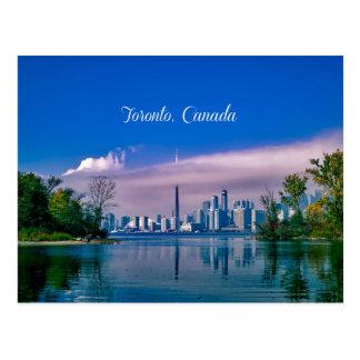 Toronto, Canada cityscape Postcard