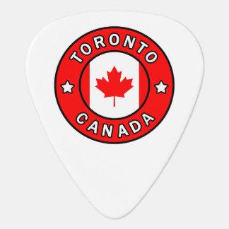 Toronto Canada Guitar Pick