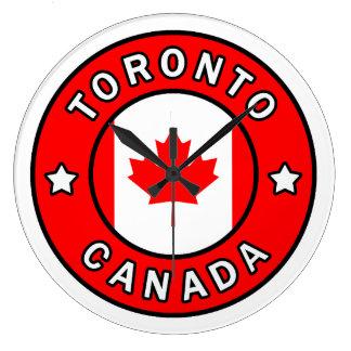 Toronto Canada Large Clock