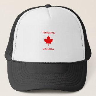 Toronto Canada Maple Leaf Trucker Hat