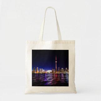 Toronto, Canada Night Skyline