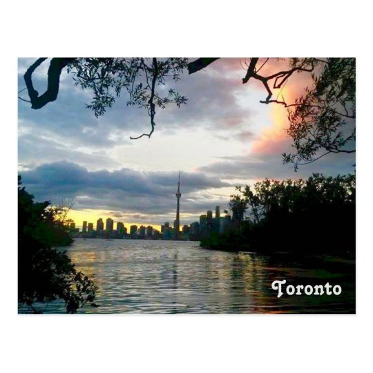 Toronto, Canada postcard