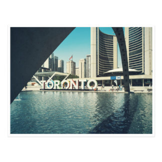 Toronto City Hall Postcard