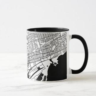 TORONTO City Map Mug