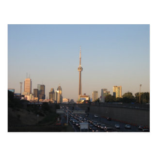 Toronto City Postcard