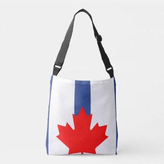 TORONTO Flag Crossbody Bag