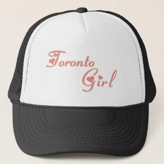 Toronto Girl Trucker Hat