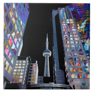 Toronto graffiti tile