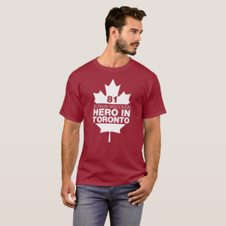Toronto hero T-shirt