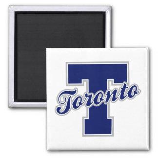 Toronto Letter Square Magnet