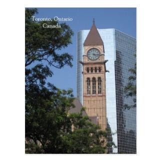 Toronto Ontario Canada Postcard 2