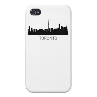 Toronto Ontario Cityscape iPhone 4 Cover