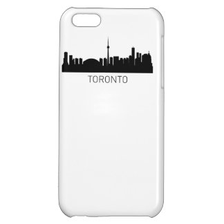 Toronto Ontario Cityscape iPhone 5C Cover