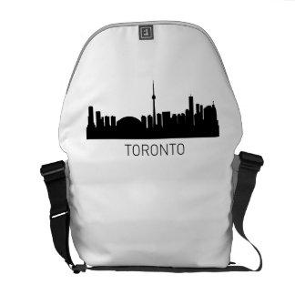 Toronto Ontario Cityscape Messenger Bag