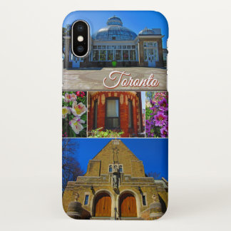 Toronto Ontario Images – Allen Gardens iPhone X Case