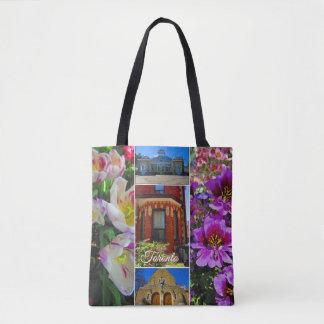 Toronto Ontario Images – Allen Gardens Tote Bag