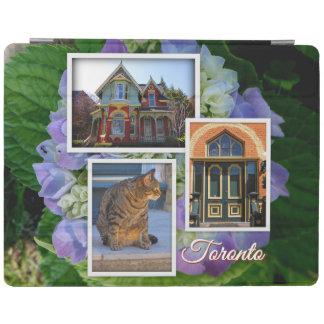 Toronto Ontario Images – Victorian Architecture iPad Smart Cover