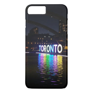 Toronto Pan Am Sign iPhone Case by RoseWrites