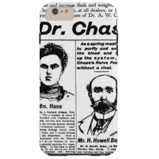 Toronto people vintage newspaper tough iPhone 6 plus case