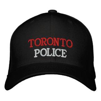 TORONTO, POLICE EMBROIDERED BASEBALL CAP