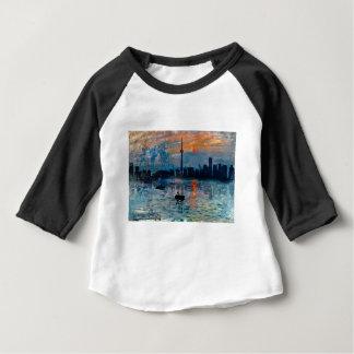 Toronto Skyline40 Baby T-Shirt