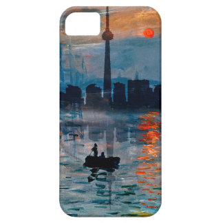 Toronto Skyline40 Barely There iPhone 5 Case