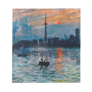 Toronto Skyline40 Notepad