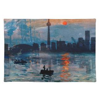 Toronto Skyline40 Placemat