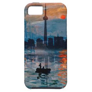 Toronto Skyline40 Tough iPhone 5 Case