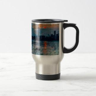 Toronto Skyline40 Travel Mug