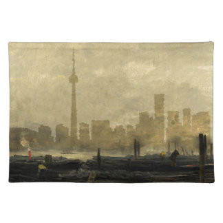Toronto Skyline 41 Placemat