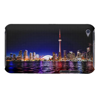 Toronto Skyline After Sunset Barely There iPod Case