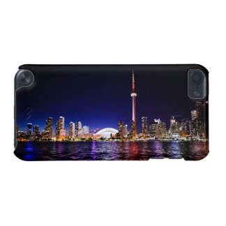 Toronto Skyline After Sunset iPod Touch 5G Cases