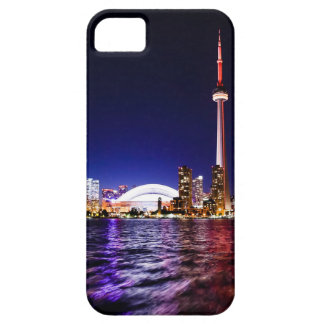 Toronto Skyline at Night Case For The iPhone 5