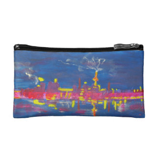 Toronto Skyline - Cosmetic Bag