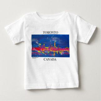Toronto Skyline - Kids T-Shirt
