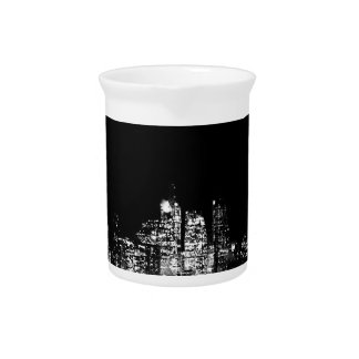 Toronto Skyline Pitcher