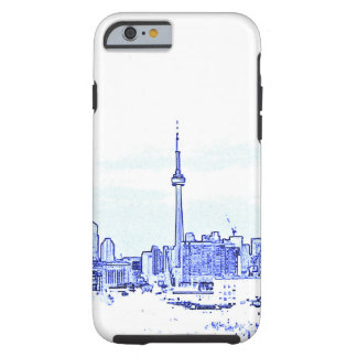 Toronto Skyline Tough iPhone 6 Case