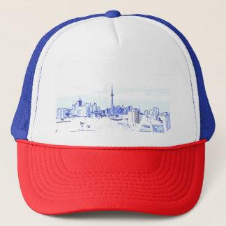 Toronto Skyline Trucker Hat