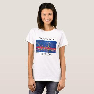 Toronto Skyline - Women's T-Shirt