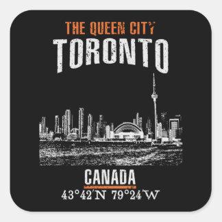 Toronto Square Sticker