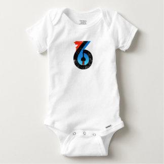 Toronto The Six Baby Onesie