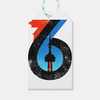 Toronto The Six Gift Tags